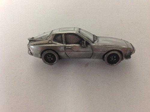 Porsche 944Badge à épingle 3D voiture Effet Étain Badge à épingle ref190