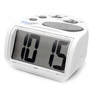 marathon night owl alarm clock manual