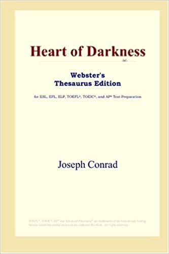 Amazon.com: Heart of Darkness (Webster\'s Thesaurus Edition ...