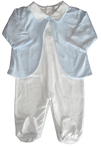 Baby Blue Pram Set - 9
