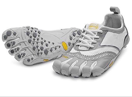 Vibram FiveFingers Men's V-Classic Barefoot Shoes White / Grey 42