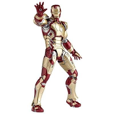 SCI-FI Revoltech SERIES No.049 IRONMAN MARK XLII: Toys & Games
