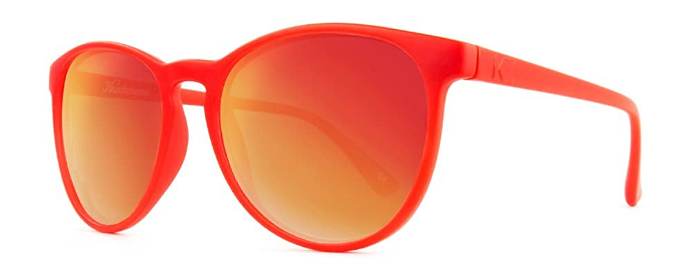 Gafas de sol Knockaround Red / Red Sunset Mai Tais: Amazon ...