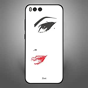 Xiaomi MI 6 Girl Side Look