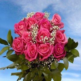 GlobalRose 6 Dozen Fresh Cut Roses - 3 Dozen Red Roses & 3 Dozen Color Roses with Fillers - Fresh Flowers For Birthdays, Weddings or Anniversary.
