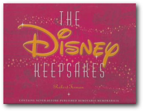 The Disney Keepsakes PDF