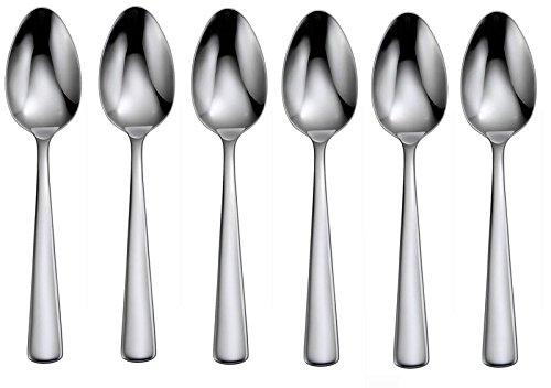 6 Dinner Spoons - 3
