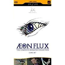 Aeon Flux: The Complete Animated Collection (2 Disc Set)