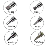 FEITA Soldering Iron Tips T15 SMD Solder Tip for