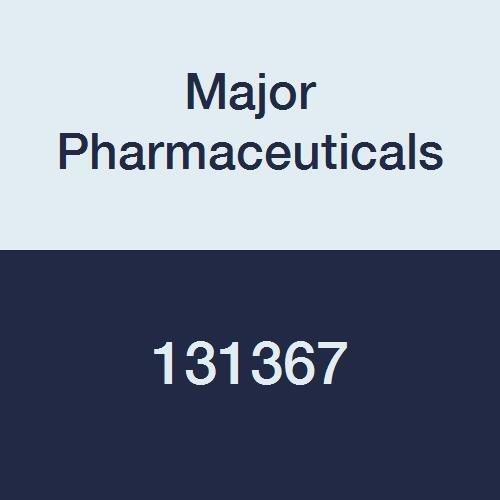Major Pharmaceuticals 131367 Docusate Sodium Caplet, Comp...