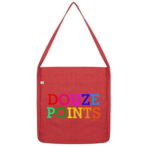 Envy Tote Red Twisted Douze Points Points Douze Tote Envy Twisted Bag qqPaA7F