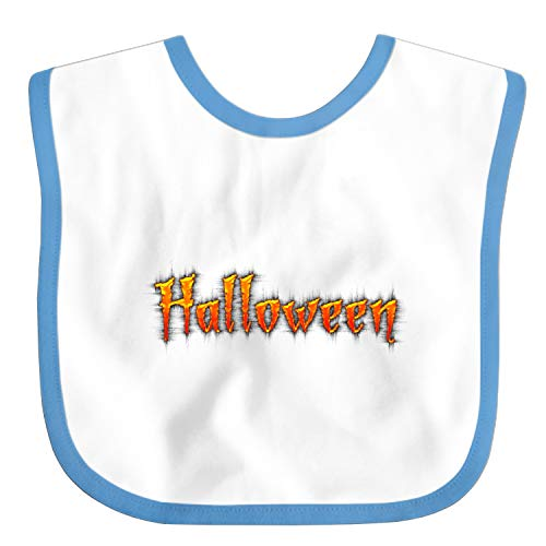 Halloween Word Art Baby Joke Funny Parody Infant Baby -