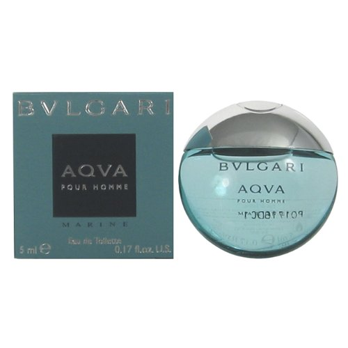 - Bvlgari Aqva Marine Eau de Toilette Splash for Men, 0.17 Ounce