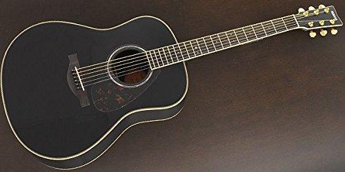 YAMAHA ヤマハ エレクトリックアコースティックギター(エレアコ) LL6 ARE BL   B0767G1CWP