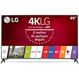 "Smart TV 49"", LG, 49UJ6565, Cinza"