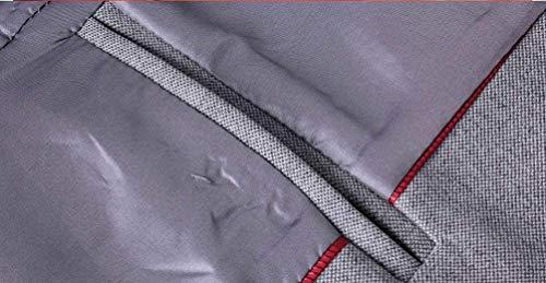 Giacca Giacca Parka Leisure Classica Grau Corta Invernale Giacca Warm Uomo Sportiva Parker Giacca da Trench Giacca Business Slim Vintage Fit rrgWABa