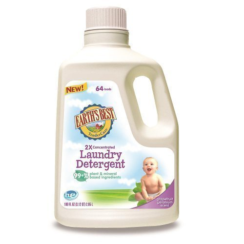 Earth's Best Laundry Detergent - 100 oz.