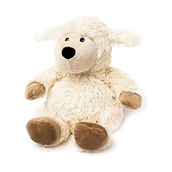 Warmies Cozy Plush Medium Sheep Microwaveable Soft Toy: Amazon.es ...
