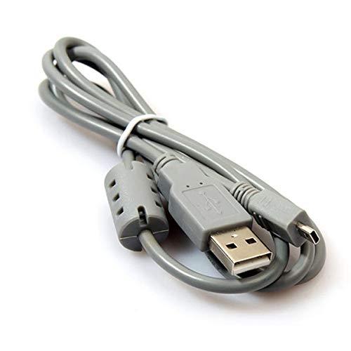 Yivise Cable de Datos USB de cámara para Nikon para Canon para ...