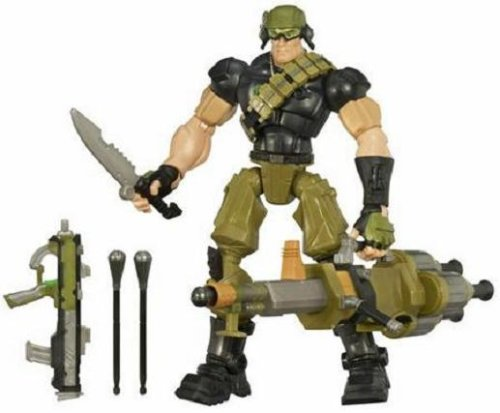 Hasbro G.I. Joe 8 Inch Commander Tactical Ops Grand Slam ()