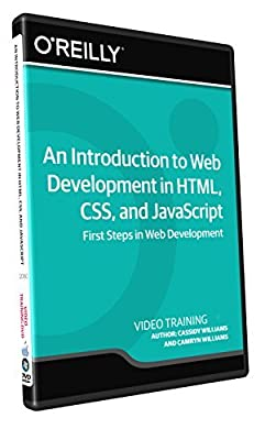 An Introduction to Web Development in HTML, CSS, and JavaScript - Training DVD