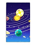 GFHT Solar System Beach/Shower Towel Soft Bath Sheet with Unique Design