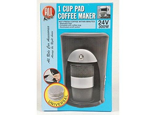 All Ride 871125239155 Maquinilla del Café, 24 V, 300 W: Amazon.es ...