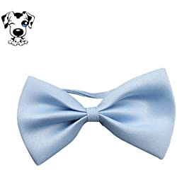 JJACK Bow Tie for Pet Cute Dog Puppy Cat Kitten Colorful Pet Toy Kid Bowknot Tie Necktie Party Dress Up Supply