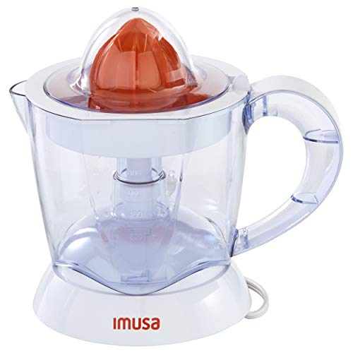 IMUSA USA GAU-80340  Electric Citrus Juicer 40-Watts, White by Imusa (Image #9)