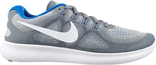 a7b6aaf62a5 Galleon - Nike Men s Free RN 2017 Running Shoes
