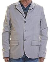 Kenneth Cole Reaction Linen-Blend Blazer Size M