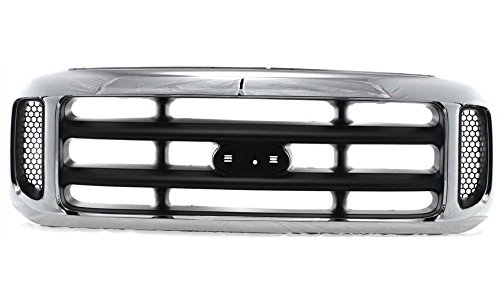04 Ford Super Duty Grille - 4