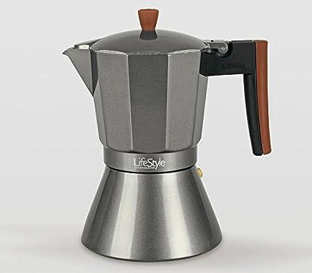 Life Style - Cafetera Express Buon Caffe - Estilo Italiano - 12 ...