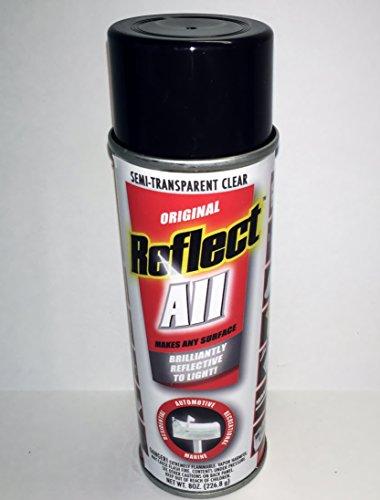 Reflect ALL Reflective Spray - Reflective Retro Coating