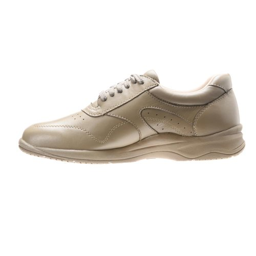 Trok Schoen Dames Airee Oxford Taupe