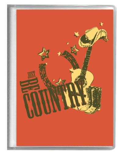 Just Be BB-14345-CNT Just Be Country Brag Book Photo Album ()