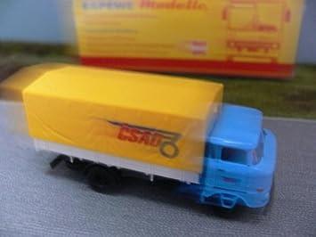 Busch 1/87 espewe IFA W50 SP CSAD 95120