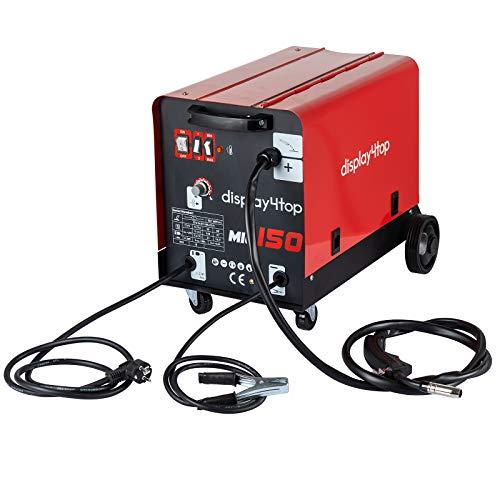 Soldador eléctrico (MIG150): Amazon.es: Bricolaje y herramientas