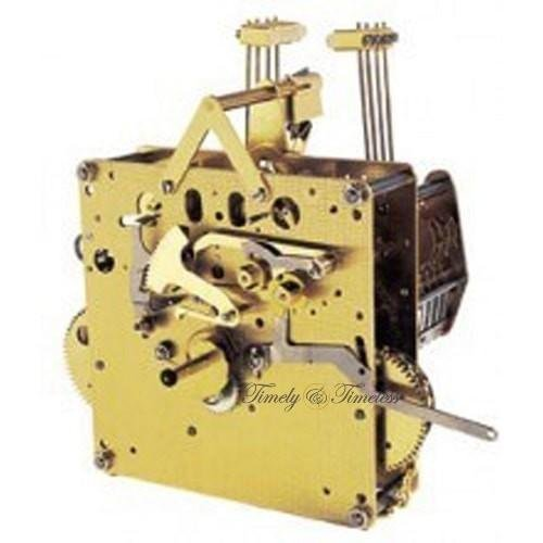 Qwirly Store: Grandfather Clock Movement by Hermle 451-053H DB with 94 cm Gearing, Westminster Chime (94 cm) by QWIRLY (Image #2)