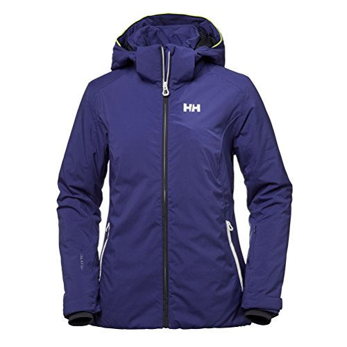 Helly Hansen Womens Spirit Insulated Jacket, 148 LAVENDER, L