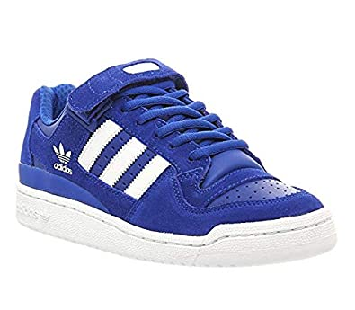 premium selection 46ccc 12157 Amazon.com   adidas Forum Lo RS Royal Blue White B35269 Size 11 US    Fashion Sneakers