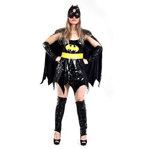 Batgirl Adulto 60048 M Sulamericana Fantasias