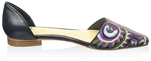 Women's Flat Multi Archer Embroidery Candela vBqCAPxqw