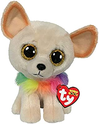 Ty Beanie Boos - Peluche de Perro Chihuahua: Amazon.es: Juguetes y juegos