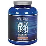 BodyTech Whey Tech Pro 24 - Rich Chocolate (5 Pound Powder)
