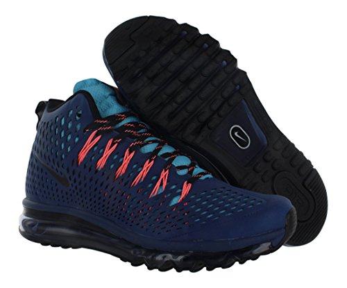 Nike Air Max Graviton Bottes Brave Bleu / Noir / Gamma Bleu