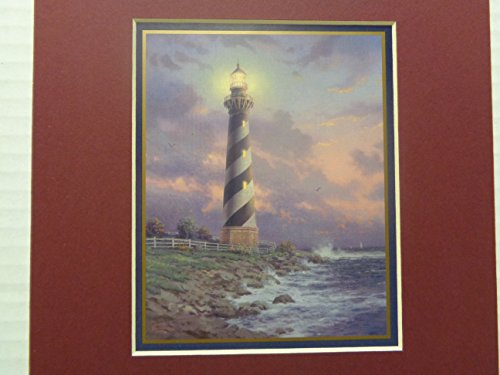 Thomas Kinkade's Cape Hatteras Light, 8
