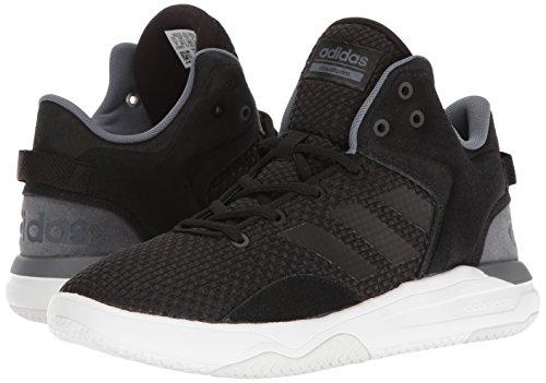 online store 1729d db6de adidas Originals Mens Cloudfoam Revival Mid Basketball Shoe,