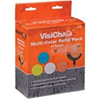 Champion VisiChalk 3 Multi-Color Targets, 48ct