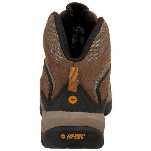 Hi Light Tec Shoe Men's Hiking Dijon Windhoek Taupe Brown Mid Oq67Owgx